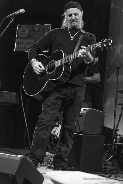 Jimmy LaFave - Performing At 2015 Armadillo Bazaar - © Paul Johnston, Austin News Story, austinnewsstory.com